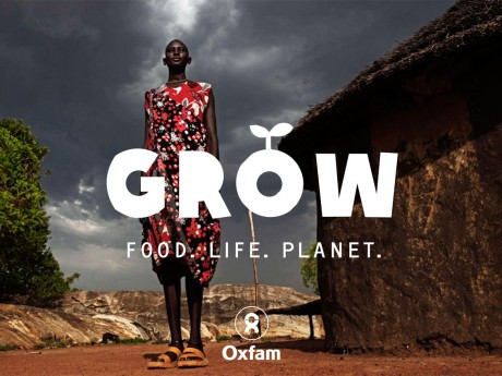 Oxfam Grow Campaign