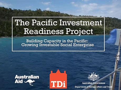 The Pacific Readiness Project